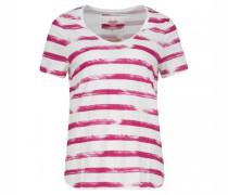 T-Shirt 'Mariso' mit Streifenmuster
