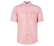 Modern-Fit Hemd mit Streifenmuster