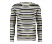 Pullover 'Straai' mit Streifenmuster