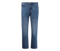 Straight-Leg Jeans 'Caron Worn'