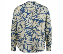 Bluse 'Cabane' mit All-Over Muster