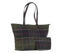 Handtasche 'Witford Tartan'