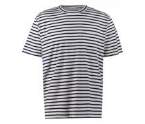 T-Shirt 'Kurt' mit Streifenmuster