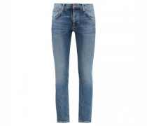 Slim-Fit Jeans im 5-Pocket Style