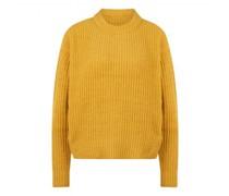 Pullover mit Rippstrickmuster