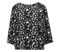 3/4-Bluse 'EnieL' mit floralem Muster