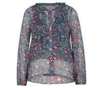 Bluse 'VERA' mit floralem Muster