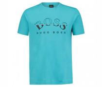 T-Shirt mit 3D Logo-Print