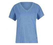 T-Shirt 'Maya' mit V-Ausschnitt