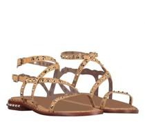 Sandalen 'Petra' mit Nietendetails