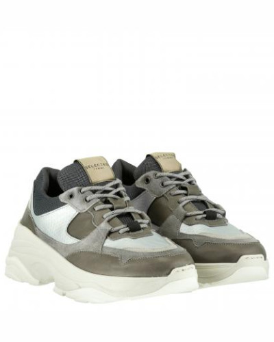 Sneaker 'Gavina' mit Plateausohle