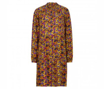 Kleid mit all-over Blumenprint