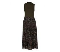 Kleid 'Lemmie' mit plissiertem Rock