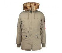 Jacke 'Arctic' mit Fake-Fur