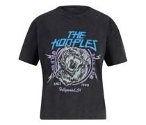 T-Shirt mit Logo-Druck