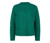 Pullover 'Agatti' mit Zopfmuster
