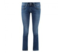 Straight-Leg Jeans 'Venus'