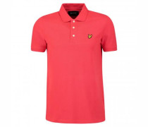 Poloshirt mit Label-Patch