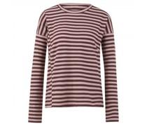 T-Shirt 'Palinaa' mit Streifenmuster