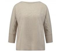 Pullover aus softer Kaschmir-Wollmischung