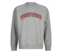 Sweatshirt 'Hester' mit Logo-Druck