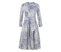 Kleid 'Bandolo' mit Bindegürtel