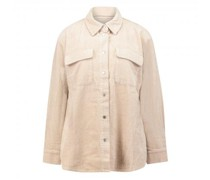 Casualbluse 'Frokus' aus Cord