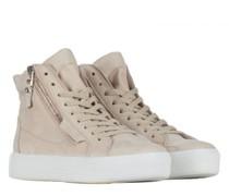Hightop-Sneaker mit Zipper