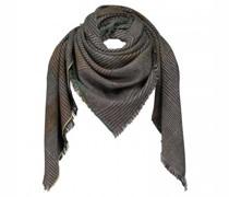 Schal mit Musterung