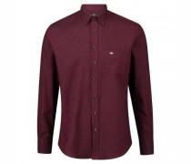 Button-Down Hemd mit Brusttasche