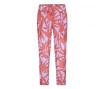 Pyjamahose mit Muster