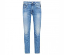 Slim-Fit Jeans 'Anbass' mit Waschung