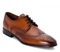 Derby Schuhe 'Morton' aus Glattleder