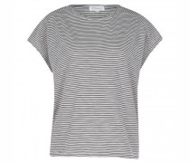 T-Shirt 'Ofeliaa' mit Ringelmuster