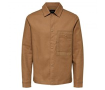 Jacke im Overshirt-Stil