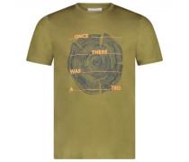 T-Shirt 'James' mit Print