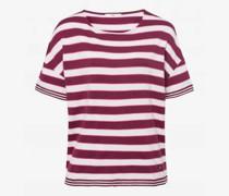 T-Shirt 'Rachel' mit All-Over Streifenmuster