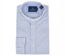 Regukar-Fit Hemd mit Streifenmuster