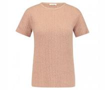 T-Shirt aus Strick