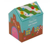 Geschenkbox 3er-Set Socken 'Holiday'