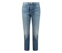 Destroyed High Waist Jeans 'Maya'