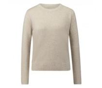 Pullover mit Rippstrickbündchen