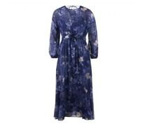 Kleid 'Ospite' mit floralem Muster