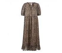 Kleid 'Tilda' mit Animal-Print