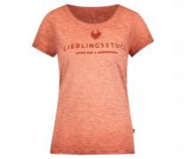 T-Shirt 'Cia' aus Baumwolle