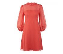 Kleid 'Bellaria' mit Plumetis