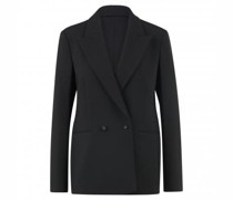 Slim-Fit Blazer mit spitzem Revers