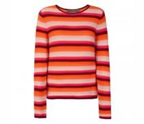 Pullover 'Gwen L' mit Streifenmuster