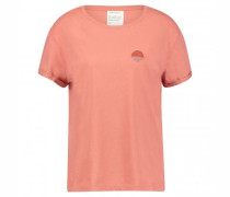 T-Shirt 'NAALIN' mit Print