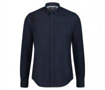 Hemd mit Button-Down Kragen
